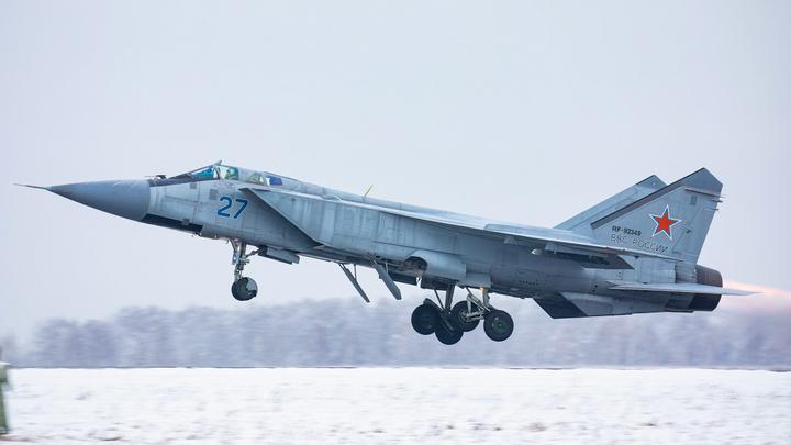 Серьёзный шаг в битве за Арктику: Россия разместила на Новой Земле дальние перехватчики