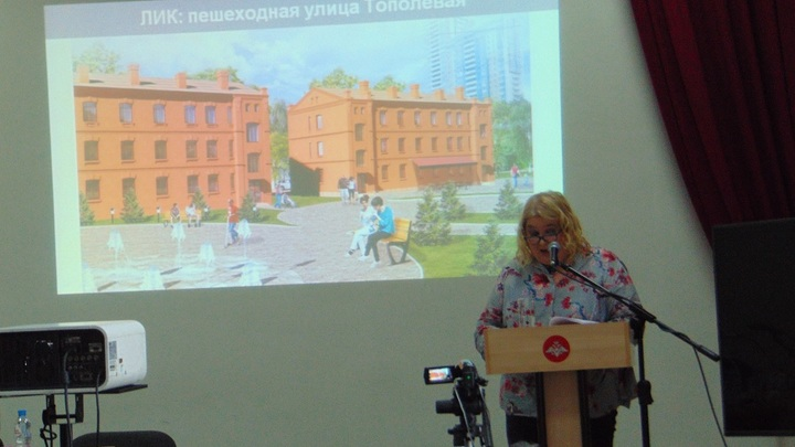 В Новосибирске обсудили сохранение Военного городка №17 и перспективы его развития
