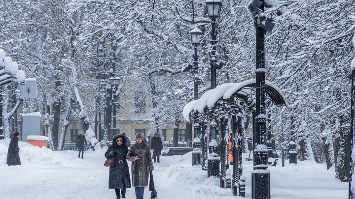 Города России признаны самыми заснеженными и морозными в мире