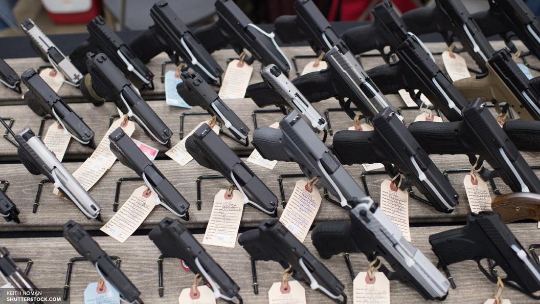 В США ограбивший оружейный магазин мужчина отправил Трампу письмо с угрозами