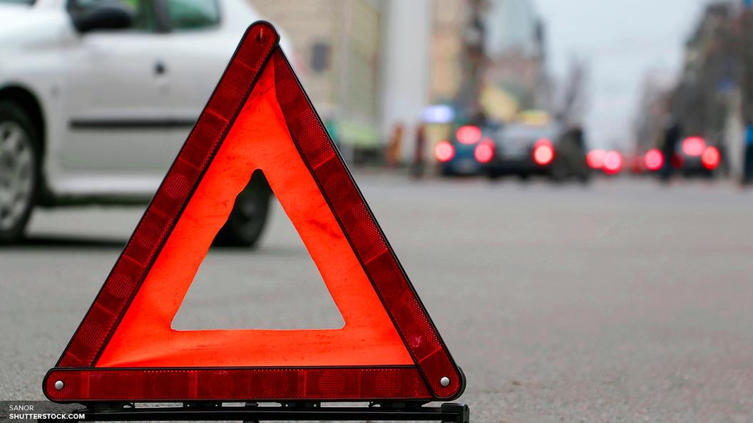 В Москве зарегистрировано несколько массовых аварий