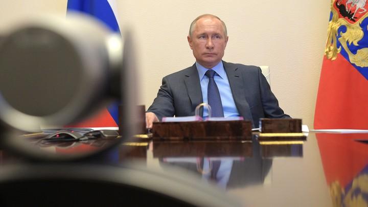 Передаю всем привет: Путин сообщил о здоровье Мишустина