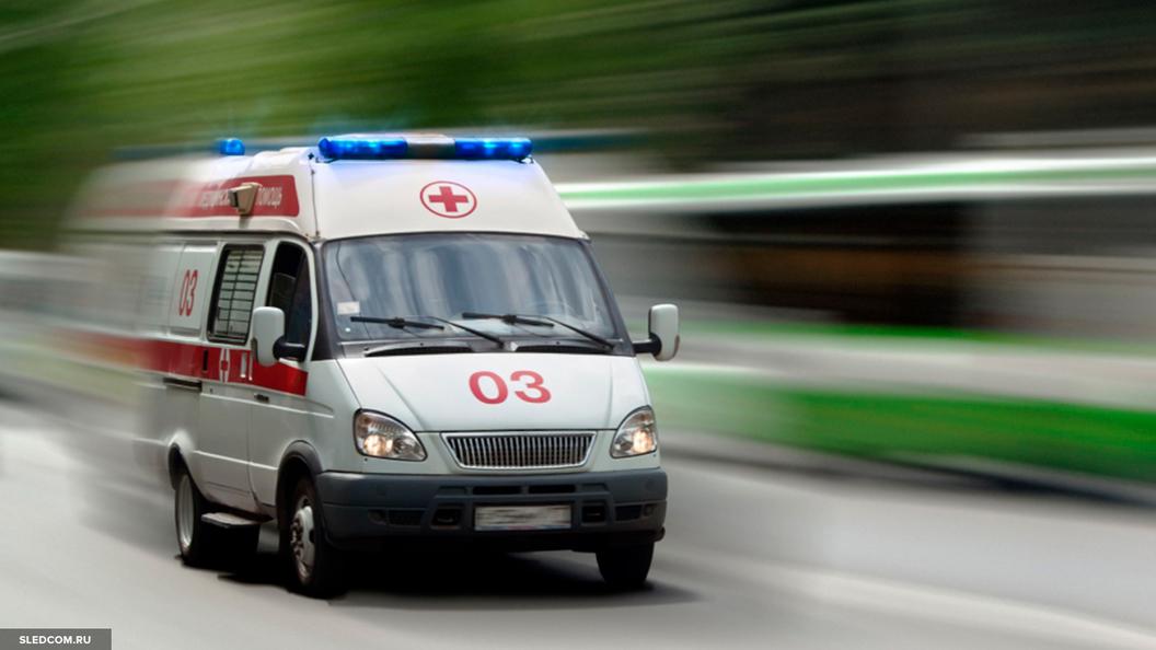 ВСочи десять человек пострадали из-за наезда автобуса напальму