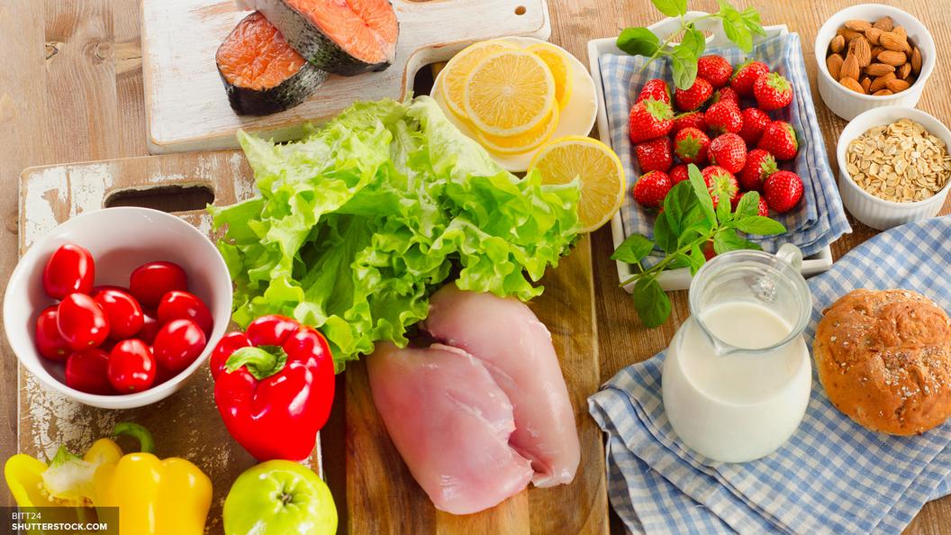 Голод истрогая диета вредят человеческому здоровью