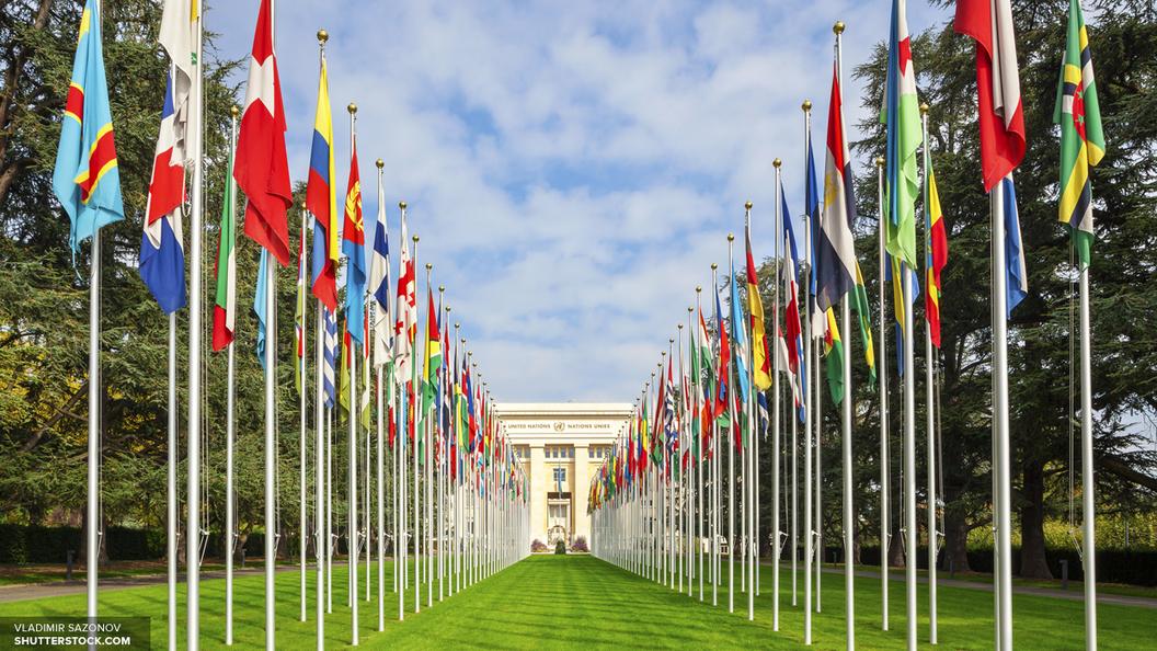 США впредставительстве международной организации ООН потребовали неснимать санкций с Российской Федерации