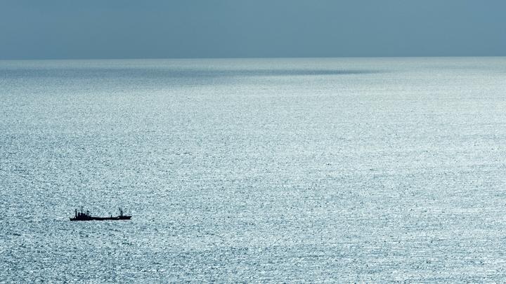 В Астрахани точно в срок спустили на воду новое судно для Черноморского флота
