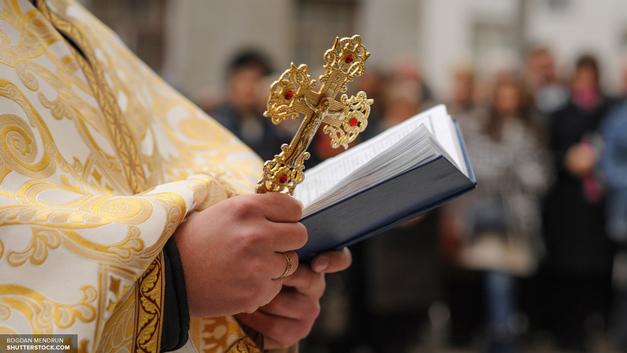 Ковчег с мощами святого Николая прибыл в Москву