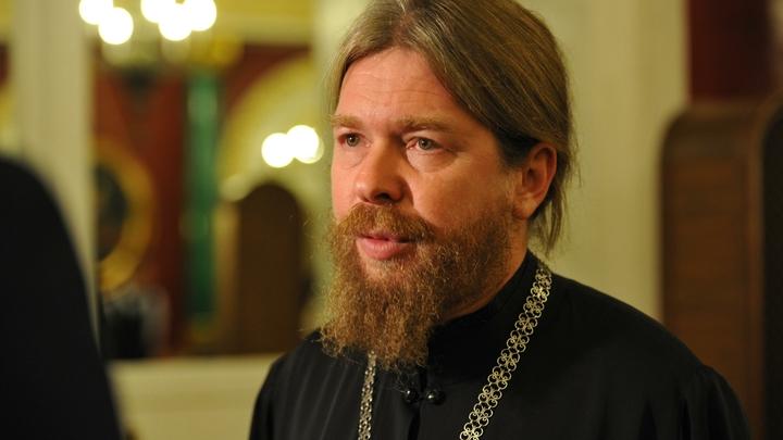 Митрополит Тихон (Шевкунов) простился со Сретенским монастырем