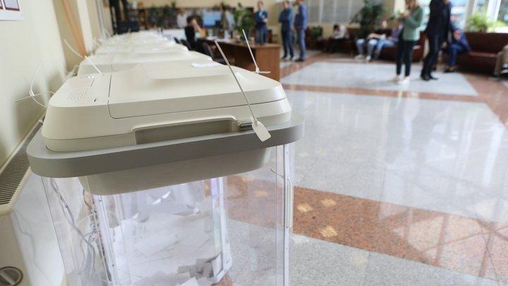 В Новосибирской области начались трёхдневные выборы депутатов Госдумы