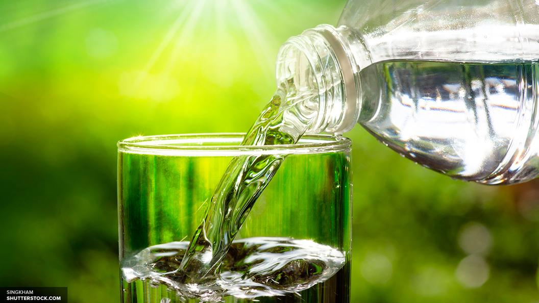 Ученые доказали что у воды есть вкус