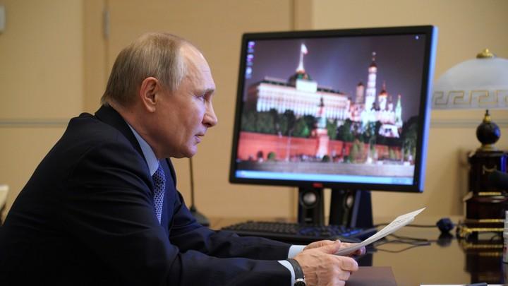 В Екатеринбурге перенесли международный саммит, на который ждали Путина