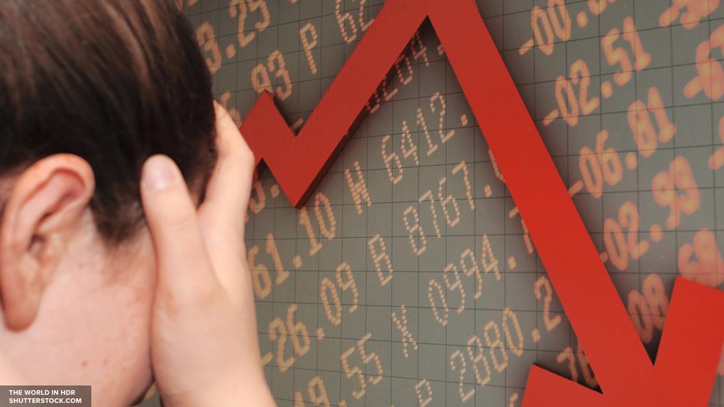 Центробанк выпустил отчет о падении курса рубля