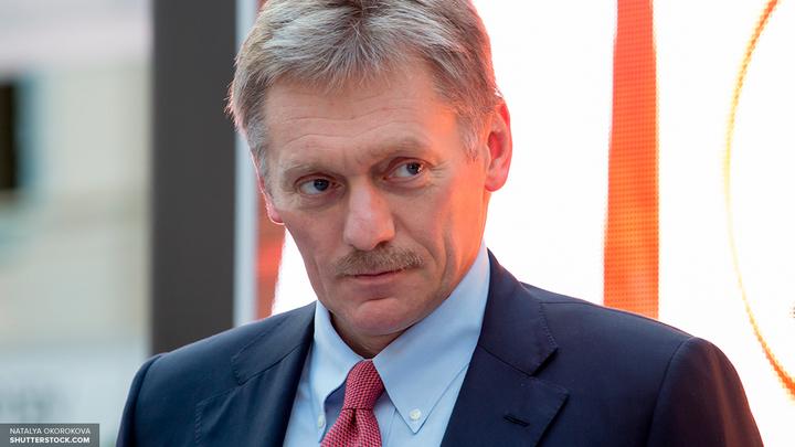 В Кремле назвали того, кто может остановить гражданскую войну на Украине