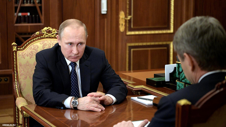 Путин: Если с России снимут санкции, то мы будем вынуждены поступить зеркально