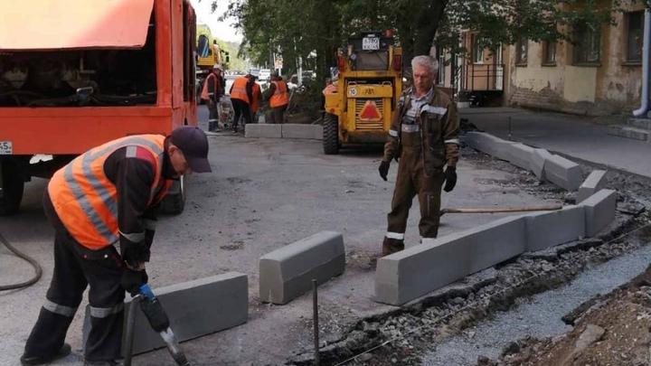 Прокуратура Кургана потребовала от мэрии отремонтировать центральную улицу