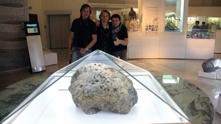 В Челябинской области в озере Чебакуль ищут второй метеорит