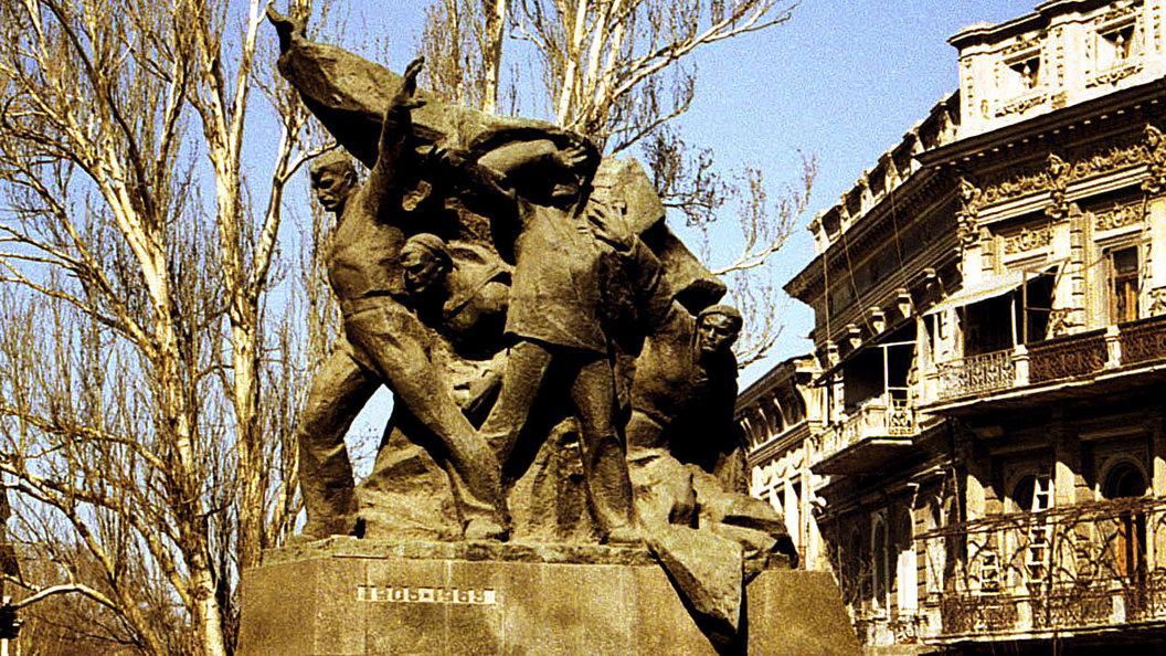Один день в истории: Бунт на броненосце Потемкин