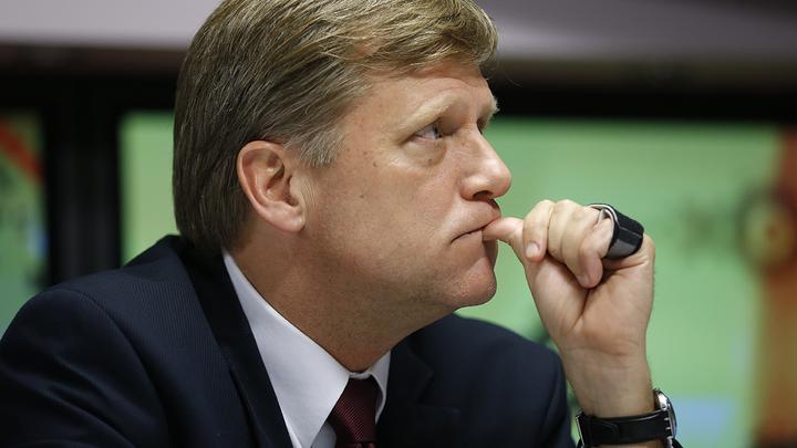 Посол-неудачник оказался и никудышным сепаратистом