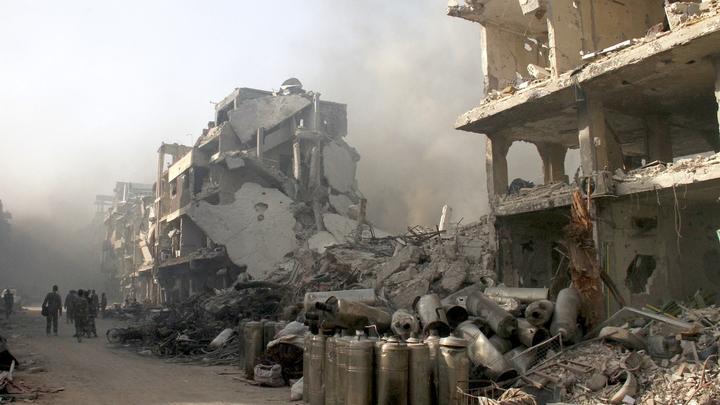 Юго-западную зону деэскалации вСАР покинули практически 4 тысячи сирийцев