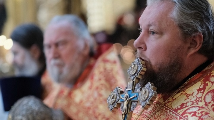 Пастырь-богатырь с чудесным голосом: Памяти протоиерея Александра Агейкина