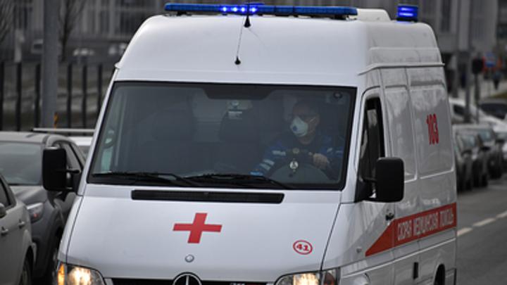 Автобус снёс остановку с людьми в Москве: Без жертв не обошлось