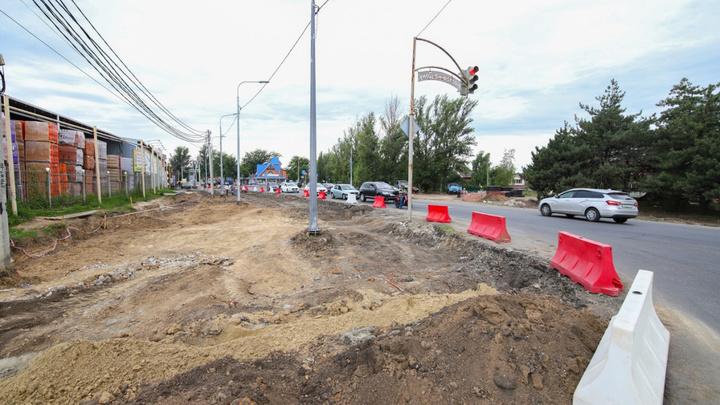 Власти Ростова пообещали жителям Суворовского через год начать строительство дороги и школы
