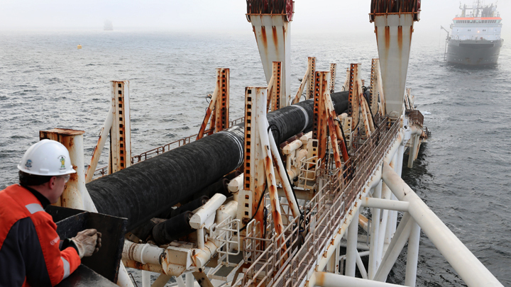 США готовы ввести санкции против Северного потока - 2 -Bloomberg