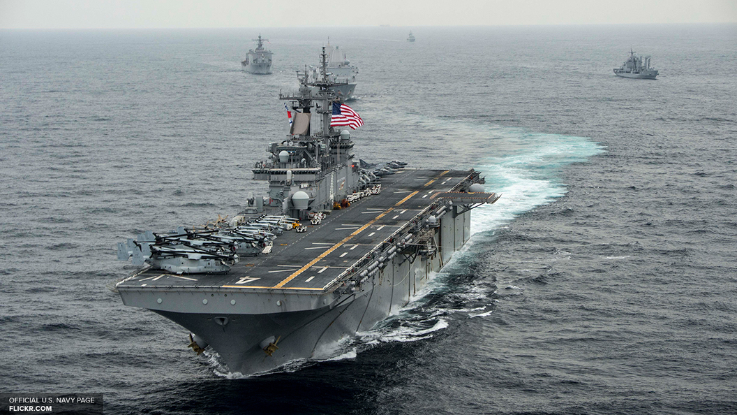 СМИ: Эсминцы США готовы нанести ракетный удар по КНДР