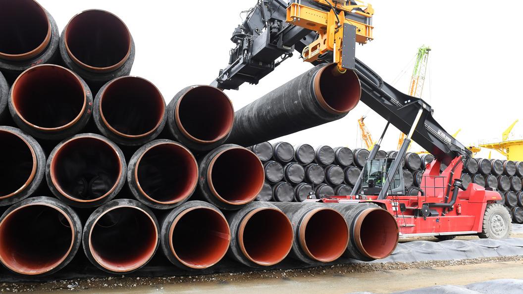 Руководителя энергоконцернов: «Северный поток— 2»— гарантия правоверных поставок газа вЕС