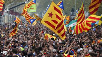 Шотландия поддержала право каталонцев на независимость