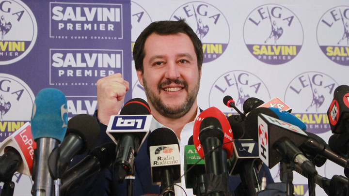 Италия: Кто постарается забрать победу у антизападной Лиги Севера
