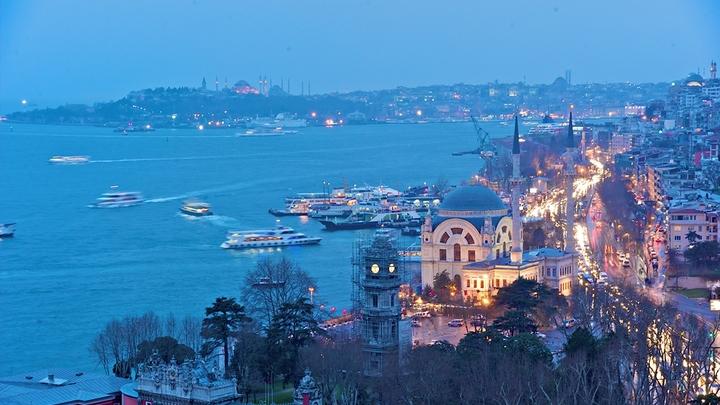 Признание Крыма даст экономике Турции 30-процентный рост