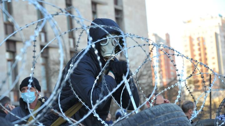Приехали русню пострелять: Американский наёмник подорвался в ДНР