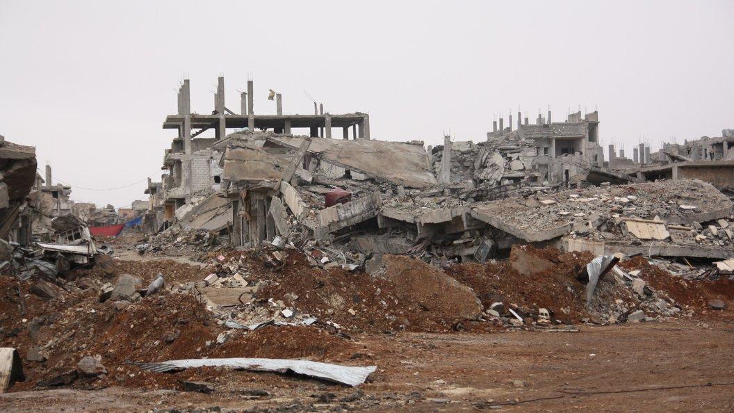 Турецкий спецназ вступил вбой сотрядами сирийских курдов