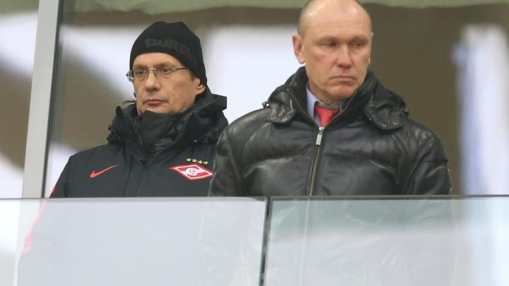 Спартак провел акцию в память о жертвах трагедии в Кемерове, выпустив в небо десятки белых шариков