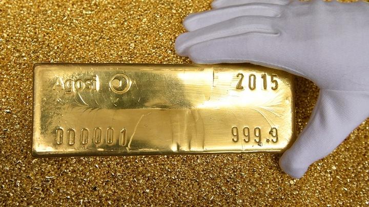 Закулисные игры «хозяев денег» с золотом