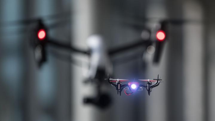 Росгвардия сможет сбивать беспилотники, летающие где попало