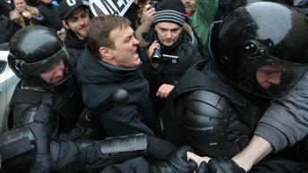 Навальный отработал заказ: Главной новостью CNN стало винтилово в Москве