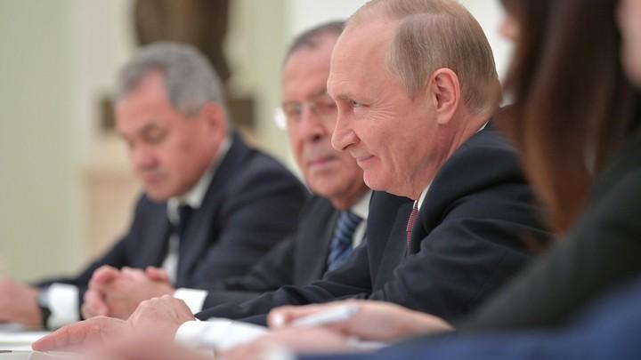 Путин объявил оготовности Российской Федерации кпартнерским отношениям совсеми странами