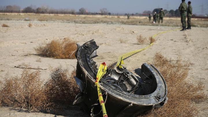 Помешал коронавирус: Иран приостановил расшифровку чёрных ящиков сбитого украинского Boeing