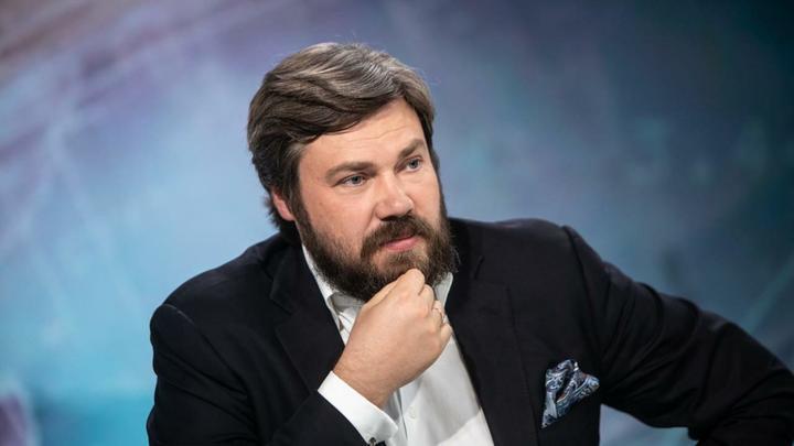 За всей украинской клоунадой отчётливо видны три буквы: Малофеев объяснил, почему Киев так легко сдал землю Украины