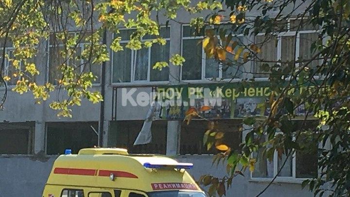 Путин выразил соболезнования в связи со взрывом в Керчи и распорядился доставить пострадавших в лучшие клиники