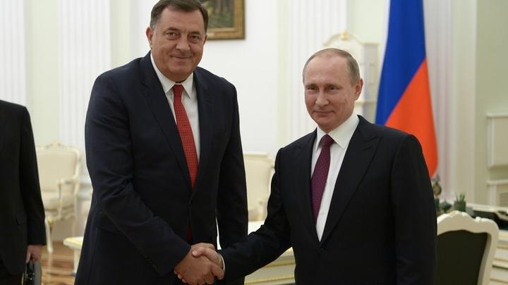 Додик готов признать Крым и ликвидировать список персон нон грата - эксперт