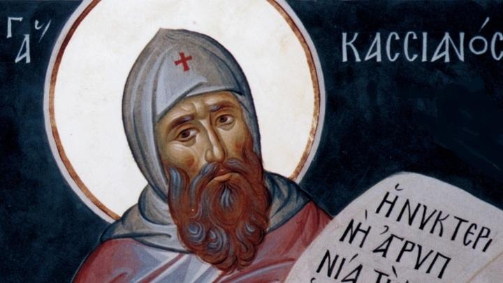 Ученик Златоуста. Преподобный Иоанн Кассиан Римлянин. Церковный календарь на 13 марта