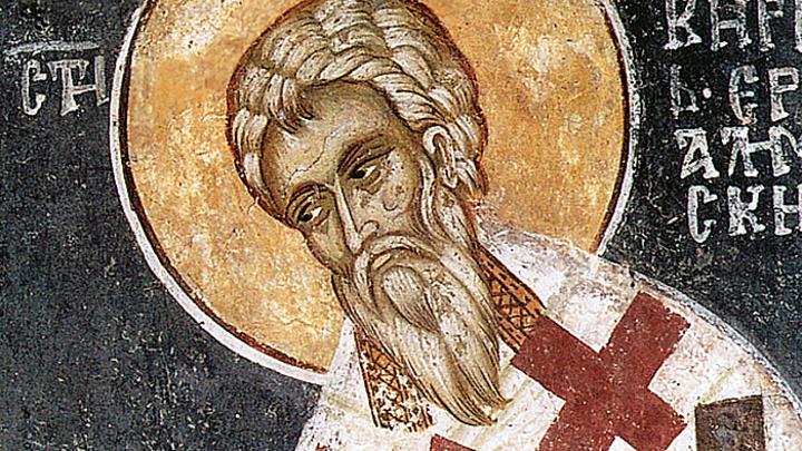 Ангел Святого Града. Святитель Кирилл Иерусалимский. Церковный календарь на 31 марта