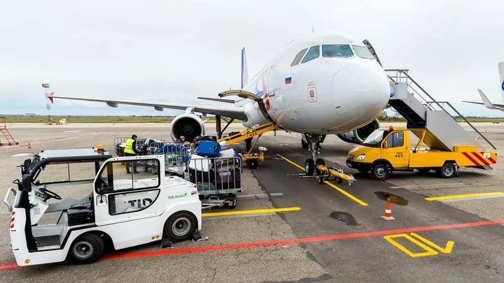 Спецкомиссия выяснит причины экстренной посадки самолета в Краснодаре