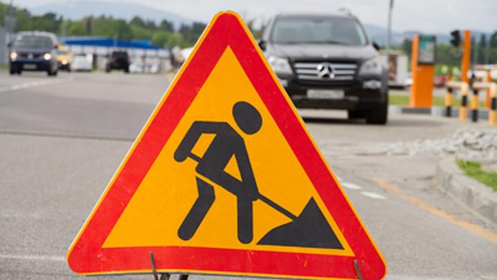 Мэр Новосибирска признал неудовлетворительное состояние дорог в городе