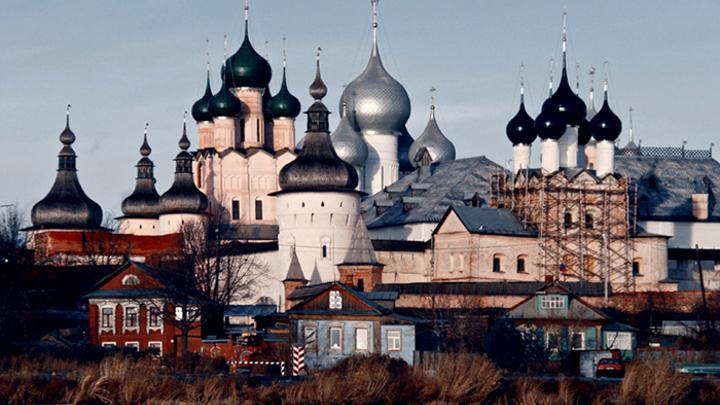Собор Ростово-Ярославский святых