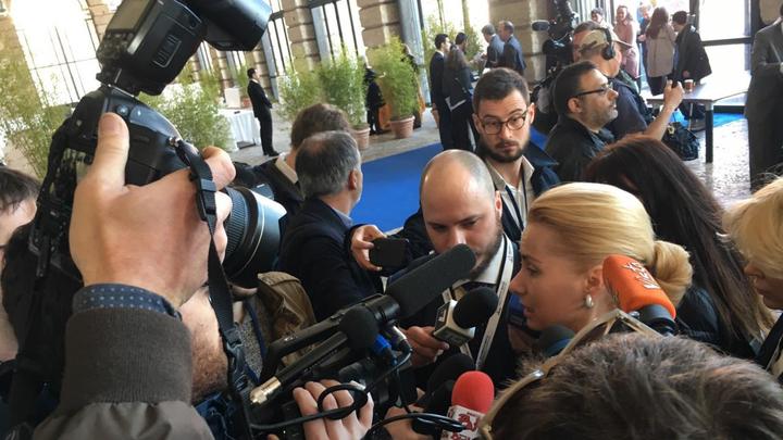 В Вероне открылся Всемирный конгресс семей. Организаторы пытаются защитить участников от западных СМИ
