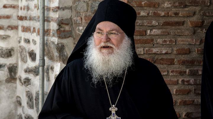 Старец Ефрем покинул Украину, заявив о поддержке Предстоятеля Украинской Православной Церкви Митрополита Онуфрия